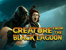 Слот на деньги Creature From The Black Lagoon